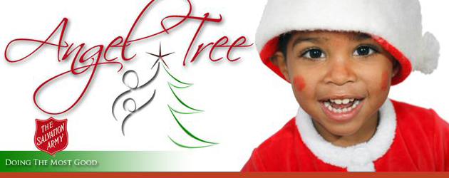 Salvation Army Angel Tree Toy Drive