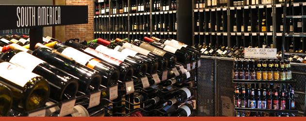 Michael's Wine Cellar Retail Store