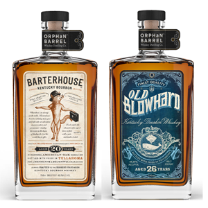 Barterhouse OldBlowhard Rare Whiskey