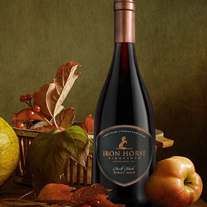 Iron Horse Wine Dinner