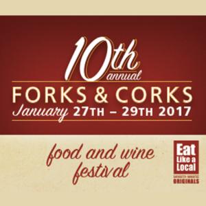Forks and Corks 2017