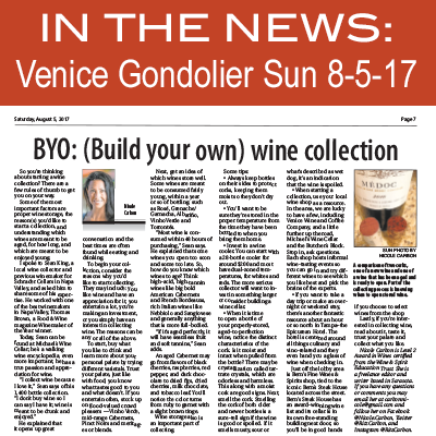 Wine News Build Your Own Wine Collection