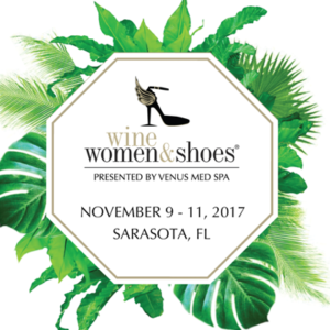 Wine Women & Shoes Wine Tasting 2017