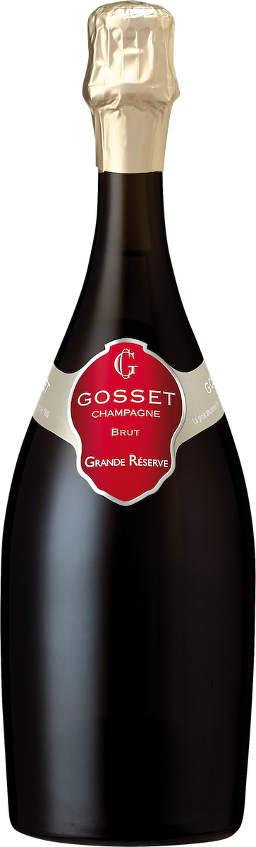 Gosset Grand Reserve Brut Bottle 750ml2