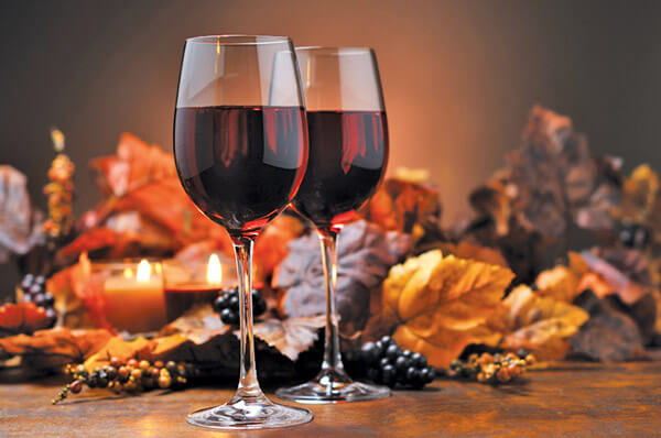Drinking in Autumn- Best Red Wines for Fall - Michael's Wine Cellar Blog