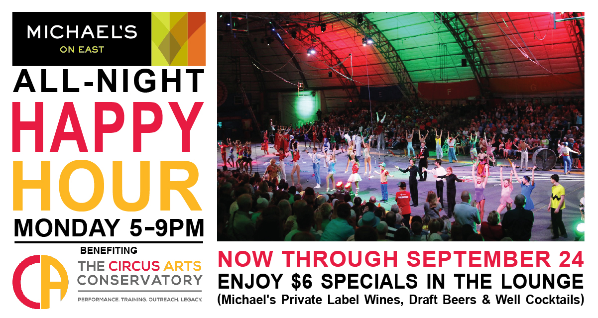 Circus Happy Hour 02