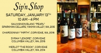 Sip'n Shop Saturday